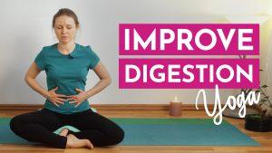 Yoga to improve digestion [EN]