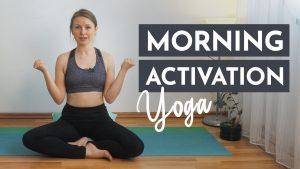 Morning Activating Yoga [EN]