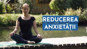 Yoga pentru reducerea anxietății